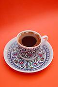 Turkish coffee. Photo by Bryan Rinnert/3Sight Photography.
