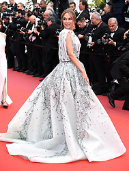 Kimberley Garner attending the La Belle Epoque Premiere, during the 72nd Cannes Film Festival. Photo credit should read: Doug Peters/EMPICS