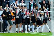 Newcastle United v Southampton 200419