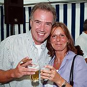 Start Radio 192, Edward Niessing en vriendin Jose Iribs