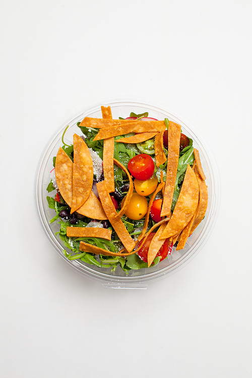 Taco Salad from Loco Pez ($11.00)