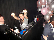 Michelle Rodriguez..Actress Michelle Rodriguez is the DJ at Dimitri Yacinthe Birthday Party at Provocateur Nightclub..Meatpacking, NY, USA..Saturday, April 16, 2011..Photo By CelebrityVibe.com..To license this image please call (212) 410 5354; or .Email: CelebrityVibe@gmail.com ; .website: www.CelebrityVibe.com.**EXCLUSIVE**