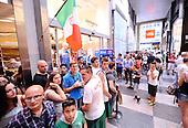 20140630 Media Day - Visita al Gazzetta Store