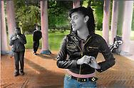 NYC in Colors.  Horn/Andersen<br /> Prospect Park    60x90Kr.     5.000,-<br /> Foto: © Lars Horn / Baghuset<br /> Date : 15.07.13