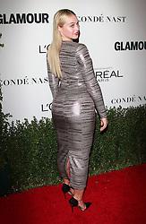 Glamour Celebrates 2016 Women of the Year Awards - Los Angeles.<br /> 14 Nov 2016<br /> Pictured: Iskra Lawrence.<br /> Photo credit: Jaxon / MEGA<br /> <br /> TheMegaAgency.com<br /> +1 888 505 6342