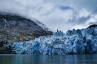 North Sawyer Glacier, Tracy Arm Fjord, Alaska