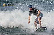 Surf action in Sayulita, Mexico MR