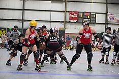 Pottstown Blockstars vs Brandywine Brawlers 7-13-13