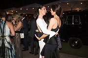 JULIA BRANGSTRUP, KARIR REIHILL, The Serpentine Party pcelebrating the 2019 Serpentine Pavilion created by Junya Ishigami, Presented by the Serpentine Gallery and Chanel,  25 June 2019