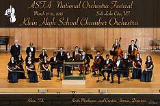 Klein High School Chamber Orchestra