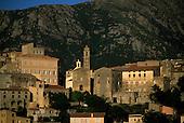 France - Corsica. Balagne, the craftmen road