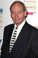 John Lloyd, Broadcasting Press Guild 42nd Annual Television & Radio Awards, Theatre Royal Drury Lane, London UK, 11 March 2016, Photo by Brett D. Cove