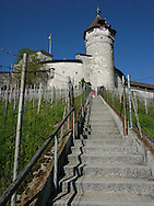 "Old fortress ""Munot"", Schaffhausen, Switzerland"