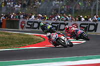 Andrea Dovizioso of Italy and Ducati Team during the MotoGP Italy Grand Prix 2017 at Autodromo del Mugello, Florence, Italy on 4th June 2017. Photo by Danilo D'Auria.<br /> <br /> Danilo D'Auria/UK Sports Pics Ltd/Alterphotos