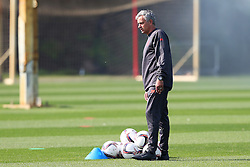 Manchester United manager Jose Mourinho  - Mandatory by-line: Matt McNulty/JMP - 14/09/2016 - FOOTBALL - Manchester United - Training session ahead of Europa League Group A match against Feyenoord