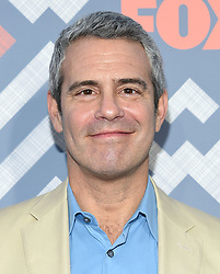 August 8, 2017 West Hollywood, CA Halston Sage FOX TCA After Party held at the SoHo House. 08 Aug 2017 Pictured: Andy Cohen. Photo credit: © O'Connor/AFF-USA.com / MEGA TheMegaAgency.com +1 888 505 6342