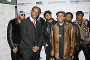 l to r: Apollo Heights, Greg Gates and Spike Lee at The ImageNation celebration for the 20th Anniversary of ' Do the Right Thing' held Lincoln Center Walter Reade Theater on February 26, 2009 in New York City. ..Founded in 1997 by Moikgantsi Kgama, who shares executive duties with her husband, Event Producer Gregory Gates, ImageNation distinguishes itself by screening works that highlight and empower people from the African Diaspora.