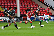during the EFL Cup match between Walsall and Sheffield Wednesday at the Banks's Stadium, Walsall, England on 5 September 2020.