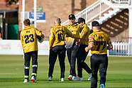 Leicestershire County Cricket Club v Nottinghamshire County Cricket Club 180920