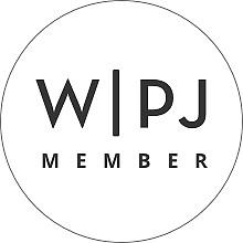 Wedding Photojournalist Association Member Logo (black and white).
