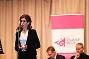 24/02/2018 Deputy Hildegarde Naughton  at a public meeting to discuss the future plans for a School of Music for Galway city, organised by Maoin Cheoil na Gaillimhe at Presentation NS. Photo:Andrew Downes, XPOSURE .