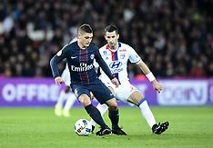 Paris Saint Germain vs Olympique Lyonnais 20 march 2017