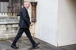 "London, UK. 25 September, 2019. Phillip Lee, Liberal Democrat MP for Bracknell, returns to Parliament on the day after the Supreme Court ruled that the Prime Minister's decision to suspend parliament was ""unlawful, void and of no effect"". Credit: Mark Kerrison/Alamy Live News"