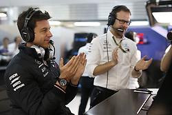 September 29, 2018 - Sochi, Russia - Motorsports: FIA Formula One World Championship 2018, Grand Prix of Russia, .Toto Wolff (AUT, Mercedes AMG Petronas Motorsport) (Credit Image: © Hoch Zwei via ZUMA Wire)