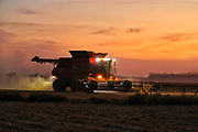 Cotton Harvest in the Mississippi Delta, Oct.  2020.
