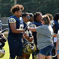 Football: North Carolina Wesleyan College Bishops vs. Emory and Henry College Wasps