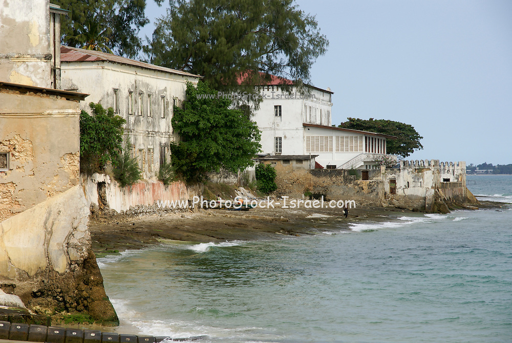 Tanzania, Zanzibar, Zanzibar City on Unguja island stone town
