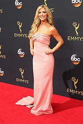 Debbie Matenopoulos  bei der Verleihung der 68. Primetime Emmy Awards in Los Angeles / 180916<br /> <br /> *** 68th Primetime Emmy Awards in Los Angeles, California on September 18th, 2016***