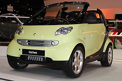 2005 CATA (Chicago Auto Show), ForTwo economic vehicle.