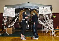 GMS Halloween Party.  Karen Bobotas for the Laconia Daily Sun