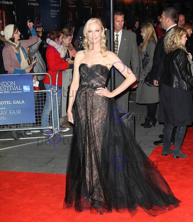 Joely Richardson Anonymous premiere at the 55th BFI London Film Festival, Empire Cinema, Leicester Square, London, UK. 25 October 2011.  Contact: Rich@Piqtured.com +44(0)7941 079620 (Picture by Richard Goldschmidt)