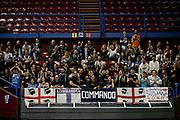 A X Armani Exchange Olimpia Milano - Banco di Sardegna Sassari<br /> Campionato Legabasket 2018/2019 - LBA<br /> Milano 07/04/19<br /> Ciamillo - Castoria // Foto Vincenzo Delnegro