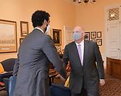 September 16, 2021 - MD: Governor Larry Hogan Meets H. E. Abdulla Bin Touq Al Marri