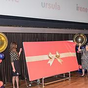 NLD/Hilversum/20181212 - Beatrix onthult nieuwe naam van Sensoor, Prinses Beatrix onthukt nieuwe naam