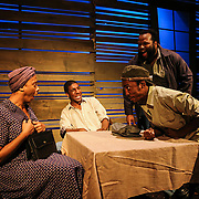 Ain't Never Been Easy. Written by Dan Friedman. Directed by Allie Woods. Produced by the Castillo Theater. 2016