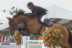 Van Der Vleuten Eric (NED) - Baranus<br /> BMW Grand Prix - CSI 3* Aalst 2012<br /> © Hippo Foto - Counet Julien