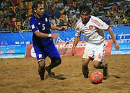 ASIAN BEACH SOCCER CUP 2013