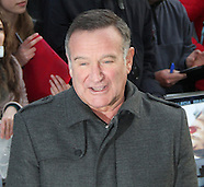 Oscar-winning US actor and comedian Robin Williams aged 63 has been found dead - suspected suicide