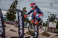 #187 (GARCIA Jared) USA at the 2016 UCI BMX Supercross World Cup in Santiago del Estero, Argentina