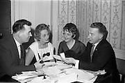 23/03/1966<br /> 03/23/1966<br /> 23 March 1966<br /> BIM Recipe Award Dinner at the Russell Hotel, Dublin.
