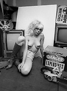 Plasmatics 1981 - Wendy O Williams - Queen of Shock Rock