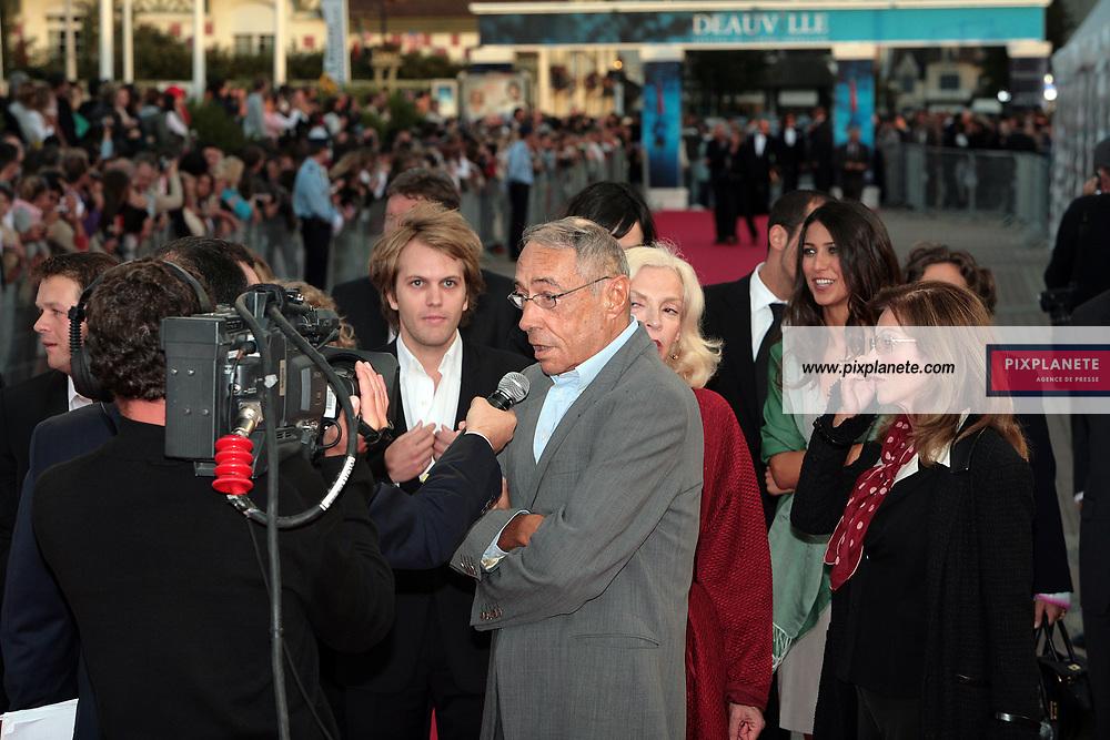 André Téchiné - - 33 ème Festival du film américain de Deauville - 2/09/2007 - JSB / PixPlanete