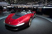 Geneva Motorshow 2013 - Ferrari