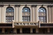 Chinatown, Honolulu, Oahu, Hawaii, hawaii theater