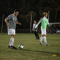 2017-12-02 Fordham at North Carolina soccer