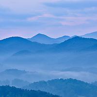 Smoky Mtns. National Park